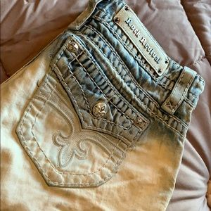 🌟Rock revival shorts